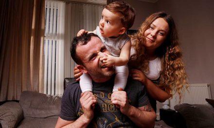 Ο Gary Meikle έγινε πατέρας στα 17 του κι αυτό του έσωσε τη ζωή!