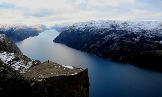 Βράχος Preikestolen: Το πιο επικίνδυνο αξιοθέατο στον κόσμο