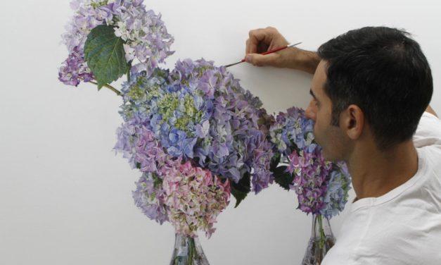 Μιχάλης Ζαβρός: Ένας φωτορεαλιστής ζωγράφος με συνεχείς βραβεύσεις