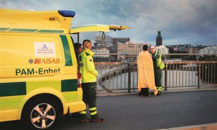 Το «PAM» είναι το πρώτο ασθενοφόρο για την αντιμετώπιση κρίσεων ψυχικής υγείας