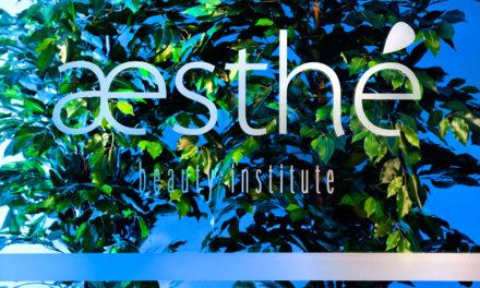 Μια βόλτα στο Aesthe Beauty Institute