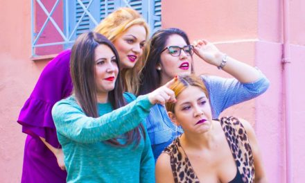 «Las idiotas» της Analia V. Mayta στο Θέατρο Άβατον