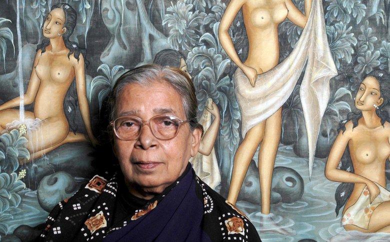 Ποια ήταν η Mahasweta Devi που τίμησε η Google;