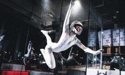 Inka Tiitto: Η γυναίκα που συνδυάζει τον χορό με το skydiving