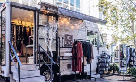 Η καντίνα της Jordana Fortaleza, αντί για φαγητό πουλάει ρούχα!