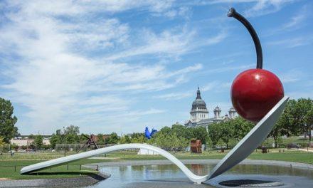 Ο «Κήπος των Γλυπτών» στη Minnesota των ΗΠΑ