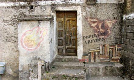 #quoteyourcity: Ποίηση στους δρόμους της πόλης σου