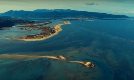 Το «νησάκι του Σικελιανού» στη Λευκάδα θυμίζει εξωτικό προορισμό