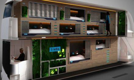 Πολυτελή λεωφορεία εξοπλισμένα με κρεβάτια, για να φτάνετε ξεκούραστοι στον προορισμό σας