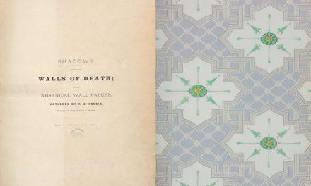 Ένα βιβλίο που μπορεί να σκοτώσει όποιον το αγγίξει, αποδεικνύει από το 1870 έως σήμερα, τις βλαβερές συνέπειες του αρσενικού για την υγεία