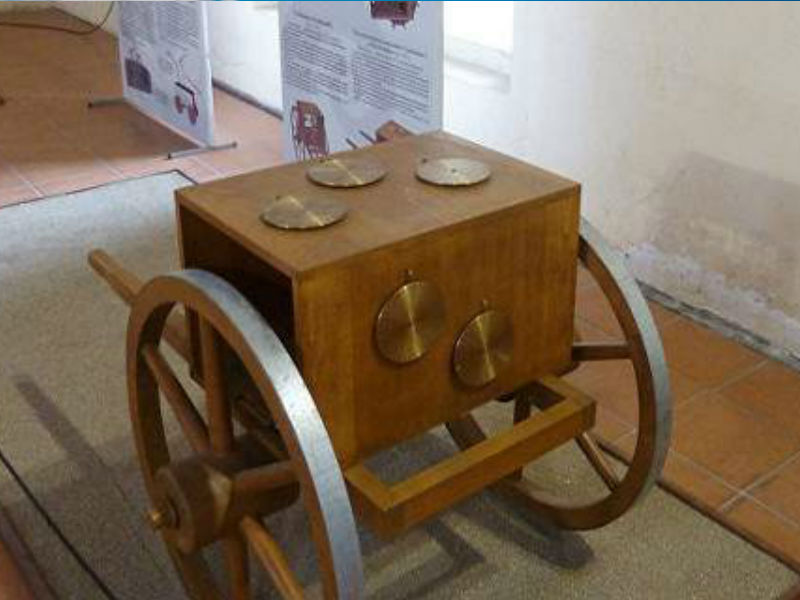 Ένα μουσείο στην Αθήνα με εκθέματα τις high tech εφευρέσεις των αρχαίων Ελλήνων