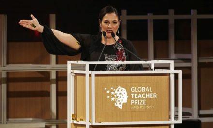 Ελληνοκύπρια βραβεύεται ως η καλύτερη δασκάλα στον κόσμο