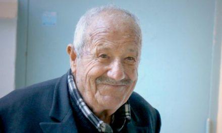 Ο Μιχάλης Φανουράκης είναι 91 ετών και σπουδάζει σε δύο Πανεπιστήμια!