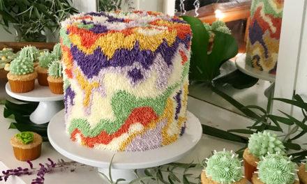 H Alana Jones-Mann δημιουργεί τούρτες που μοιάζουν …χνουδωτές και τρελαίνει το instagram!