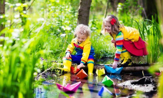 Το πράσινο περιβάλλον ενισχύει την ανάπτυξη του εγκεφάλου των παιδιών