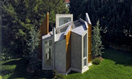 Ένα κτίριο που οι δημιουργοί του είχαν σαν έμπνευση τα φτερά μιας πεταλούδας