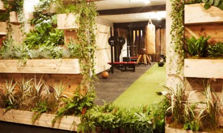 Ένα οικολογικό γυμναστήριο που τροφοδοτείται από την ενέργεια που παράγουν οι πελάτες του