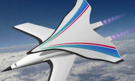 Επιστήμονες ανέπτυξαν νέο υπερηχητικό αεροσκάφος που θα ταξιδεύει πέντε φορές πιο γρήγορα από την ταχύτητα του ήχου