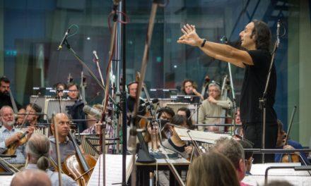 Ο πολυβραβευμένος συνθέτης μουσικής για τον κινηματογράφο Alexandre Desplat στο Ωδείο Αθηνών