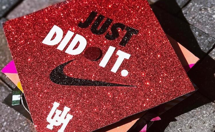 Καπέλα αποφοίτησης γεμάτα φαντασία!