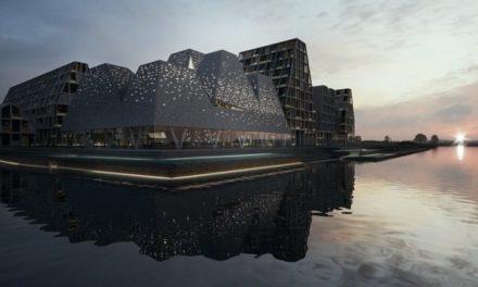 Ένα πρωτοποριακό υδάτινο κέντρο ετοιμάζεται στην Κοπεγχάγη!