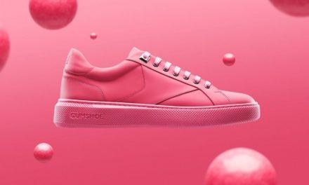Gumshoe : Τα πρώτα sneakers που είναι κατασκευασμένα από τσιχλόφουσκες!