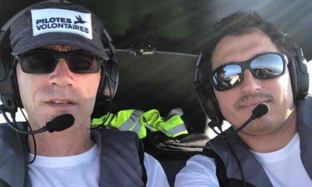 Δύο πιλότοι αγόρασαν από τις οικονομίες τους ένα αεροσκάφος για να σώσουν τους πρόσφυγες της Μεσογείου!