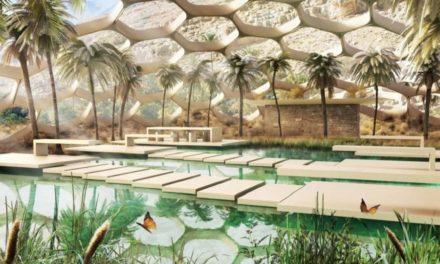 Ένα πάρκο στα Αραβικά Εμιράτα με αυτοσυντηρούμενες βιοδομές που θα συναντάς την άγρια φύση της περιοχής