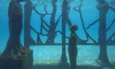 Ένα υποβρύχιο μουσείο στις Μαλδίβες!