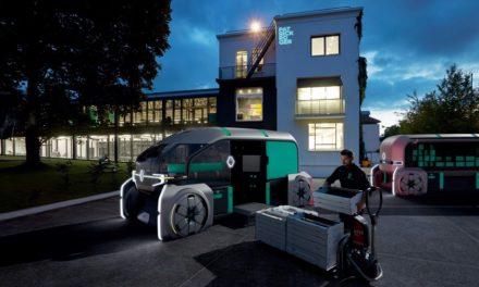 Η Renault παρουσίασε το πρώτο αυτόνομο όχημα ειδικά για επαγγελματίες