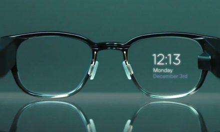 Έξυπνα γυαλιά που εξατομικεύονται στο πρόσωπο και προβάλλουν στο μάτι πληροφορίες