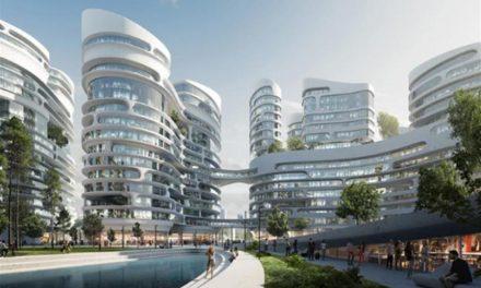 Μία νέα «έξυπνη» συνοικία στη Μόσχα που θα φέρει κοντά τους ανθρώπους