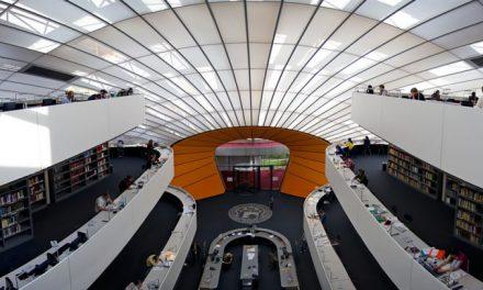 Οι πιο σύγχρονες βιβλιοθήκες του κόσμου!