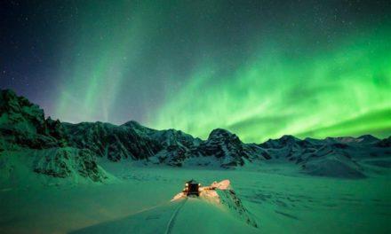 Το ιδανικό μέρος στην Αλάσκα για να απολαύσετε το Βόρειο Σέλας
