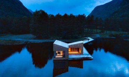«Soria Moria» : Μια σάουνα από νορβηγικό παραμύθι