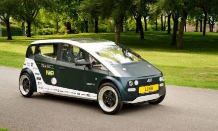 «Lina» : Tο πρώτο βιολογικό αυτοκίνητο από λινάρι και ζάχαρη