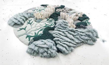 «The Ocean Tapestry» από τη Βανέσα Μπαραγάου