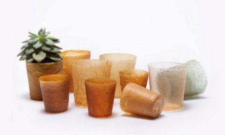 Shellworks: Ένα νέο οργανικό υλικό έρχεται να αντικαταστήσει το πλαστικό