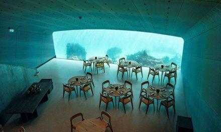 Το πρώτο υποθαλάσσιο εστιατόριο της Ευρώπης ανοίγει στη Νορβηγία