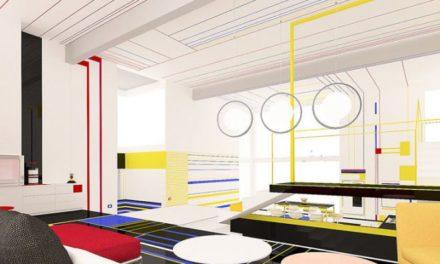 Διαμέρισμα… που θυμίζει έργο τέχνης!