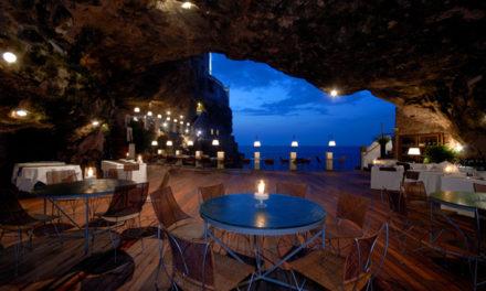 Grotta Palazzese : Δείπνο σε σπηλιά!