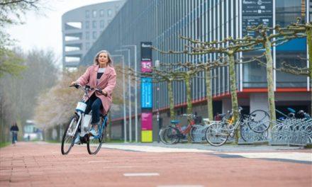 «Έξυπνα» ποδήλατα βοηθούν τους αναβάτες τους να μην πέφτουν