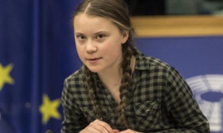 Greta Thunberg : Η συγκλονιστική ομιλία μιας 16χρονης στην Ευρωβουλή
