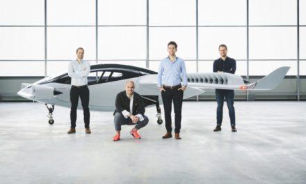 Το ιπτάμενο ταξί που ταξιδεύει με ταχύτητα έως 300 χιλιόμετρα την ώρα
