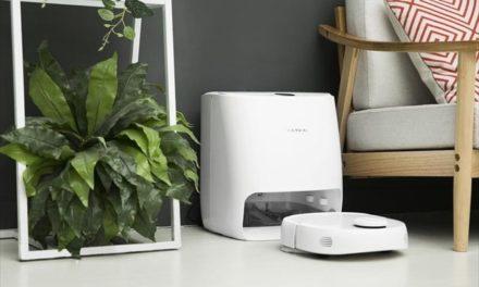 «Narwal»: Ένα οικιακό ρομπότ που σκουπίζει και σφουγγαρίζει μόνο του!