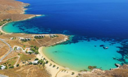 Η πρώτη smoke-free παραλία της Ελλάδας, είναι στη Σέριφο