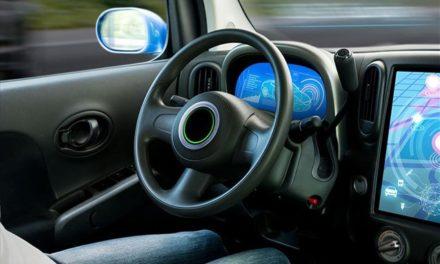 Τιμόνι καθοδηγεί τους οδηγούς μέσω αλλαγών θερμοκρασίας με σκοπό την μείωση ατυχημάτων