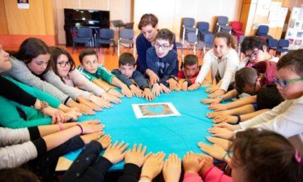 Η τέχνη ένωσε μαθητές Δημοτικού και παιδιά με εγκεφαλική παράλυση σε ένα σπουδαίο εκπαιδευτικό πρόγραμμα