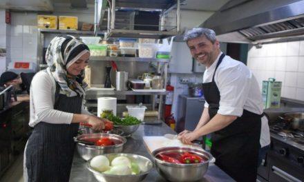 Γευστική συνύπαρξη για την Παγκόσμια Ημέρα Προσφύγων
