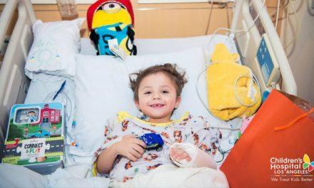 Ανώνυμος δωρητής δίνει 25 εκατομμύρια δολάρια στο Νοσοκομείο Παίδων του Λος Άντζελες!